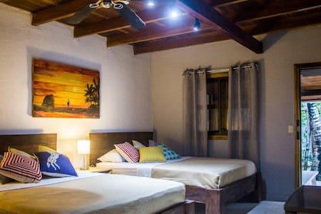 Cabina sol 7, Pool, beach, surf... - Santa Teresa Beach - Cabin