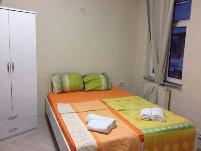 2 Bedrooms Apartment With Balcony