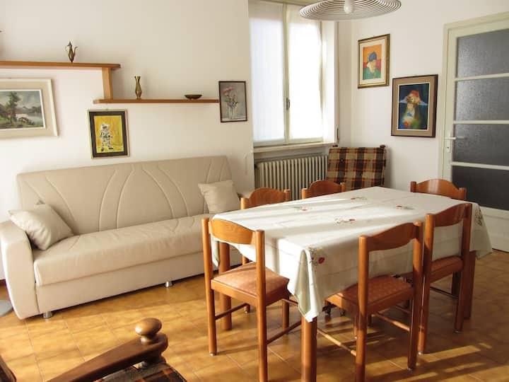 Appartamento luminoso e tranquillo
