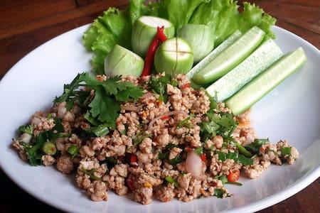 Banh Mi Guest House & Restaurant, fan room - Apartment