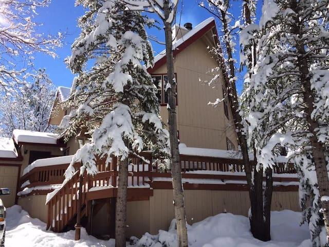 Spacious 5 Bedroom on Wooded Lot - Bring everyone! - Navajo County - Casa
