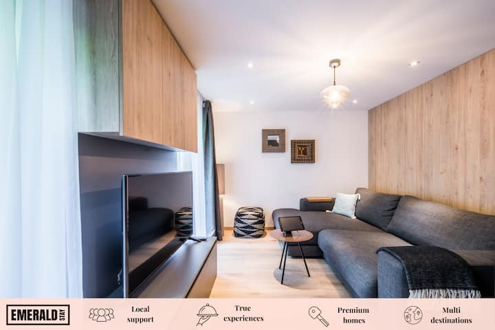KARRI - Luxury apartment with spa and gym