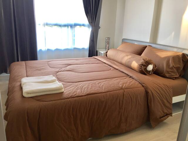 New Studio Room With City View - Mueang Chiang Rai - Kondominium