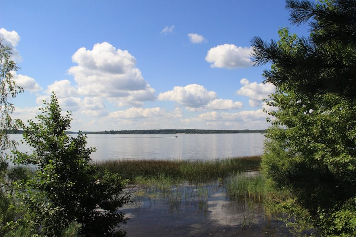 Остров в Московском море,  с трансфером
