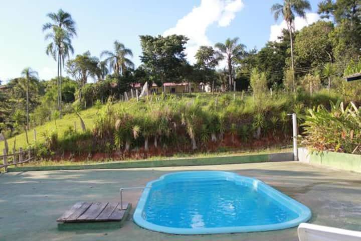 Aluga se Sitio em Bragança Paulista - Interior  SP