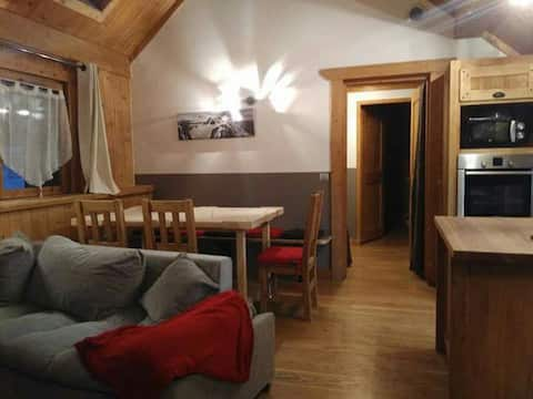 Cosy flat in the heart of Chamonix