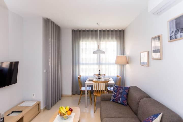 Apartamento 1 dormitorio - VALENCIAFLATS CIUDAD DEL LAS CIENCIAS