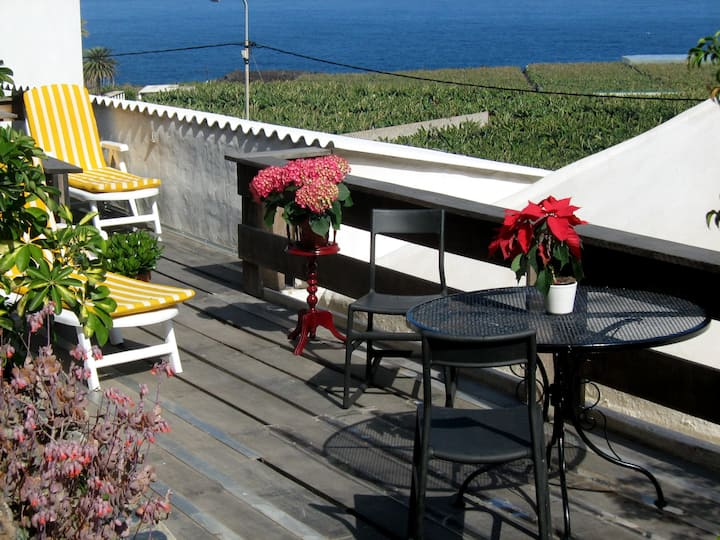 Casa Coronela,relaxation, close to ocean level