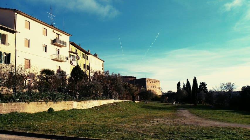 la casa artistica. - San Giovanni d'Asso - Byt