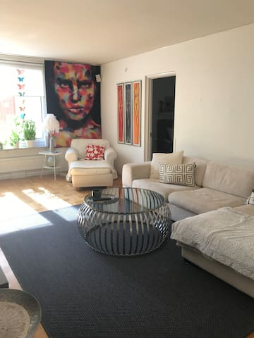 2 bedroom apartment in Linnéstaden, Haga