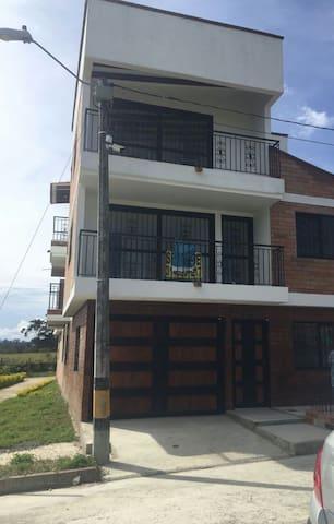 Villa con hermosa vista campestre - Colombia - Villa