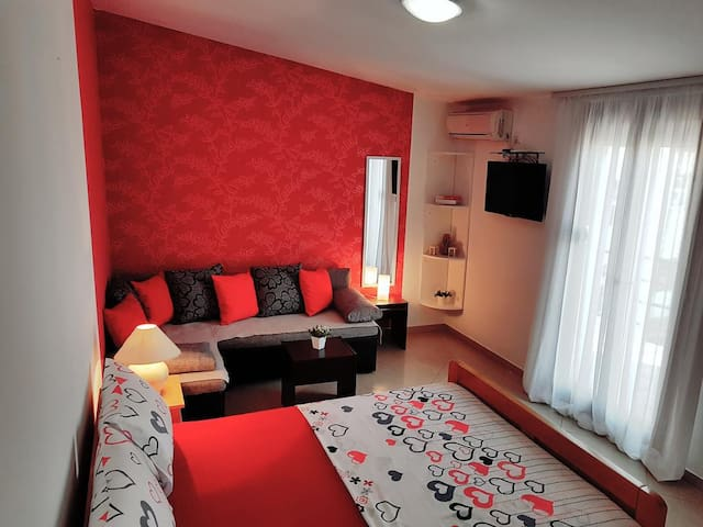 Apartman Taida for 2 people sea ​​view      *A14*