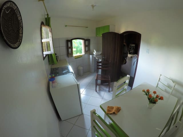 Apartamento compartilhado - Morro de São Paulo - Leilighet