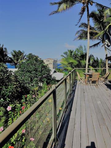 Hale Kai -Few steps away from ocean - Pāhoa - Maison