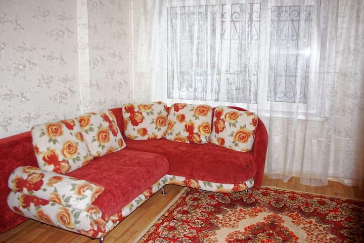 Уютная квартира недалеко от Теоремы - Chelyabinsk