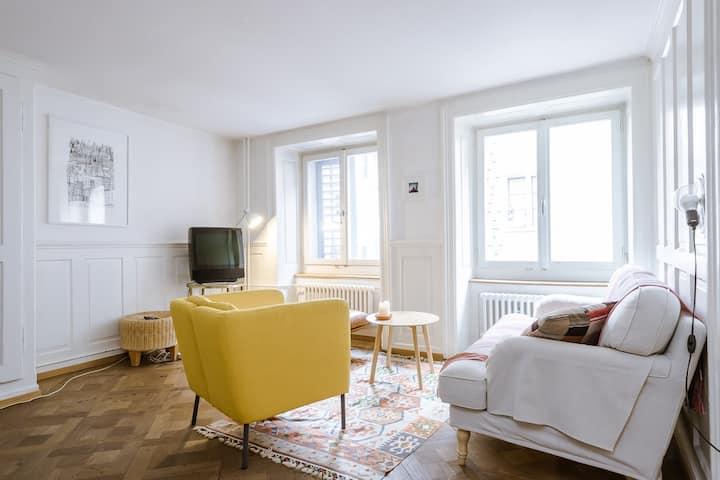 Best Location in Zurich Oldtown