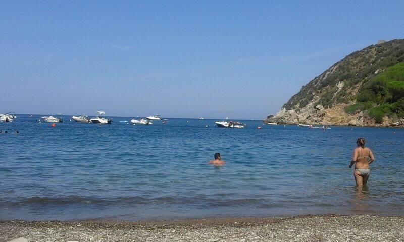 Isola d'Elba Nisporto Case Vacanza Mare