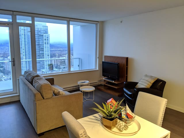 Burnaby Modern View 1 bedroom