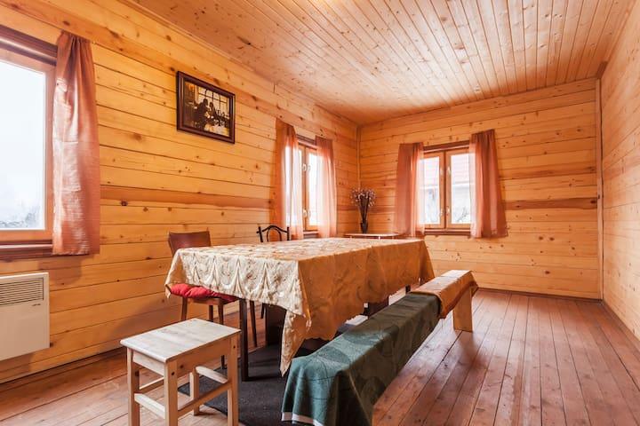 Уютный коттедж в Русском стиле! - Коммунар - Rumah