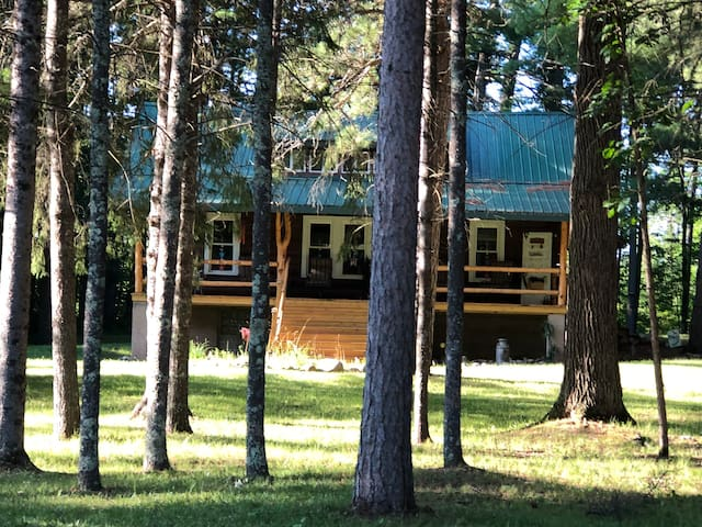 Quiet Northwoods Retreat