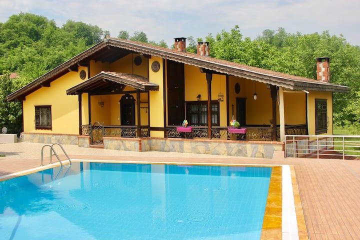 Güngör Garden - Özel Havuzlu Müstakil Villa