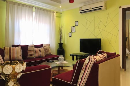 B10 Luxurious Secured 2 Bedroom Apartment in Olaya