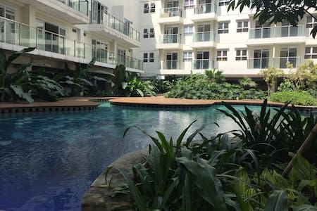 Gateway Pasteur Apartment 2BR - Bandung