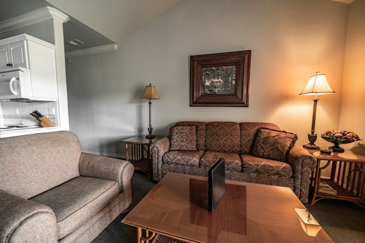 1 Bed, 1 Bath Condo near Hwy 76 Dining & Attractions