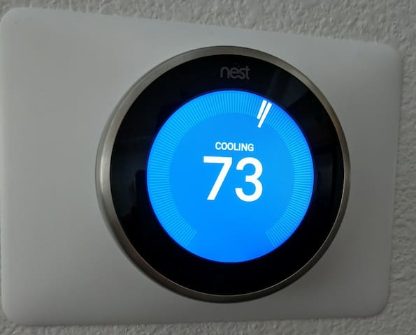 Nest always keeps you comfy!