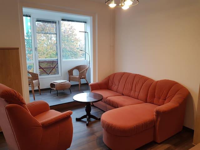Lise-Meitner Strasse, 3 Zimmer Wohnung 54 QM