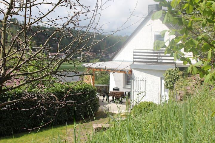 Haus Elbblick für 4 Personen