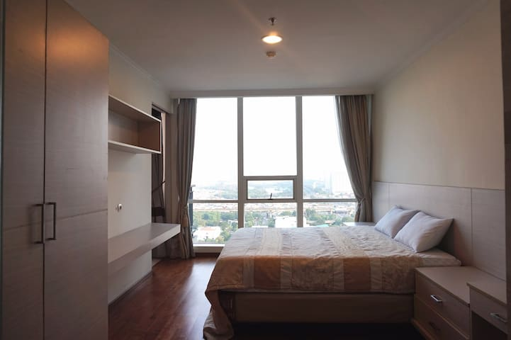 Clean and Comfort Apartment at Ancol Mansion