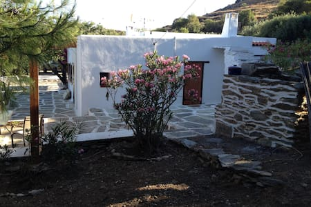 Country family house, Prime spot - Otzias