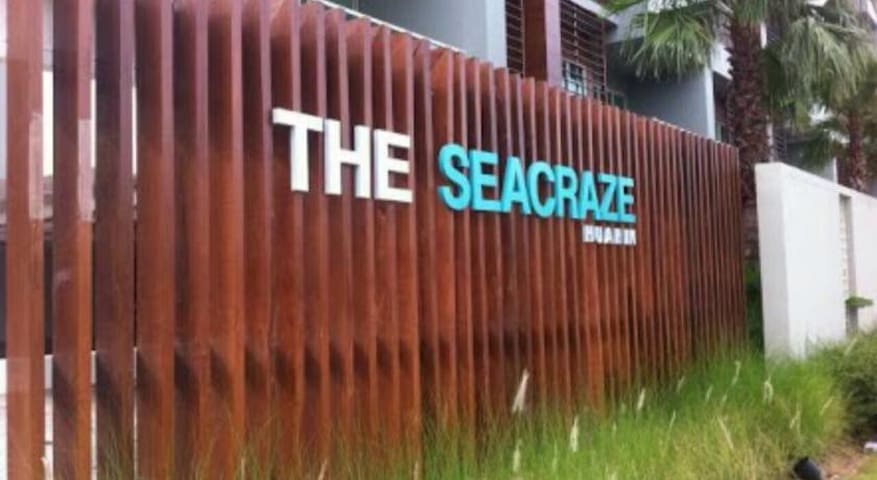 The Seacraze Hua Hin - Hua Hin - Selveierleilighet