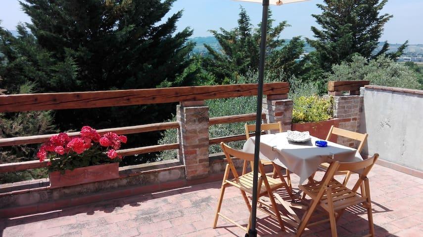 Relax nella natura vicino alla riviera di Rimini - Santarcangelo di Romagna - Flat