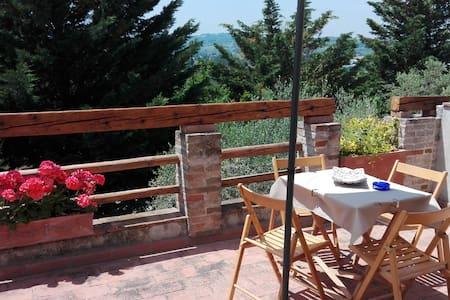 Relax nella natura vicino alla riviera di Rimini - Santarcangelo di Romagna - Apartament