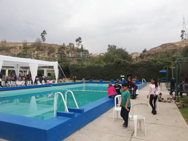 Hospedaje Turístico Campestre en Arequipa