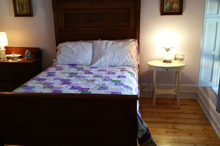 The Greene House Inn Lavender Room - Форт-Плейн