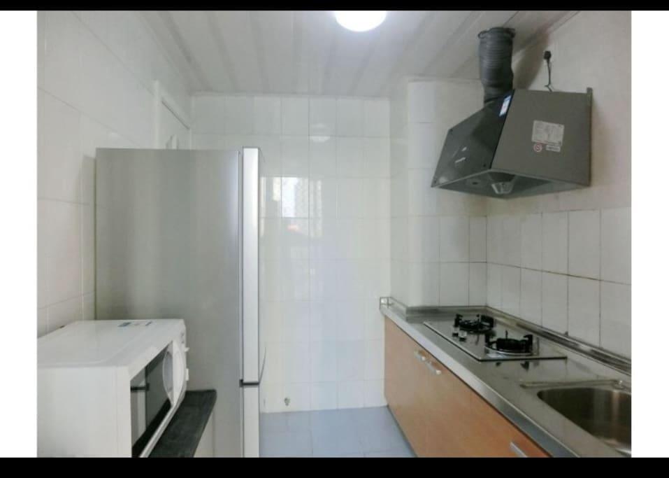 合用的厨房