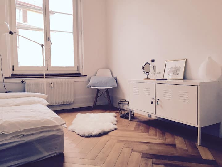 Cozy & modern flat in Bern!