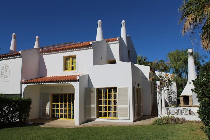 Sunshine Villa Salgados Guia Algarve