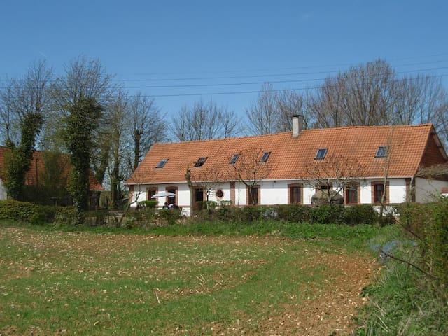 Gite Le Catelet - Doudeauville - Dům