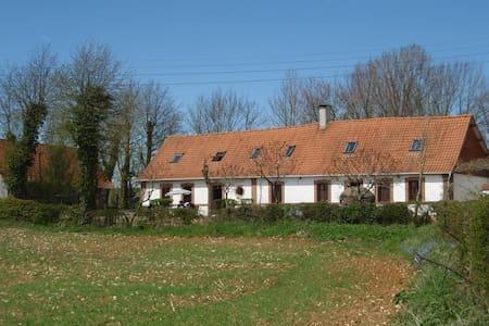 Gite Le Catelet - Doudeauville - House