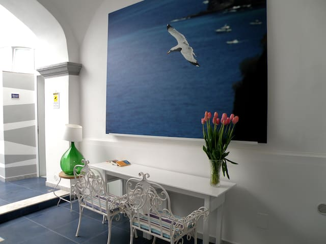 Dreaming Guest House ACQUAMARINA - Meta - Appartement