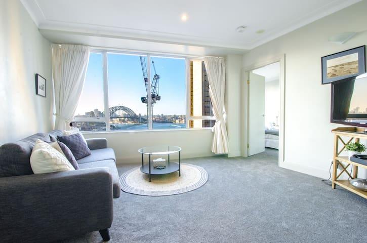 Stunning Harbour Bridge View in Sydney CBD!