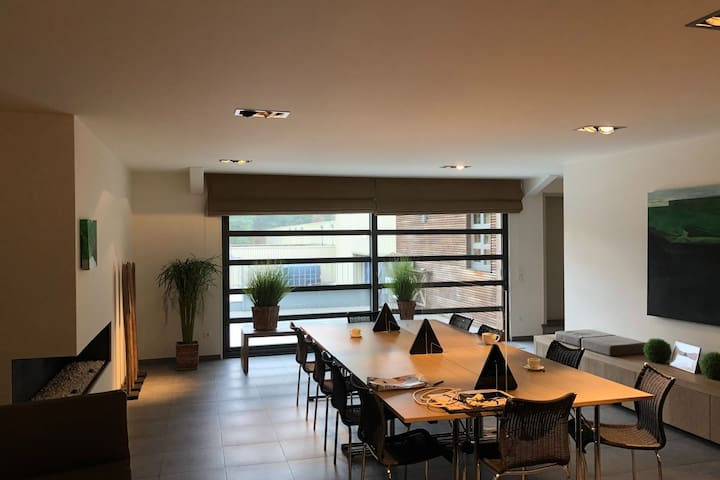 Classy Apartment in Weelde with Swimming Pool