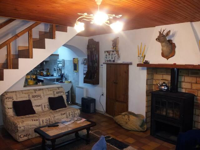 Maison de village a louer Alpes Hautes provence