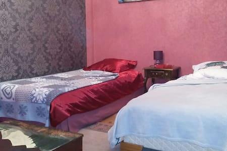 Chambre accueillante en montagne - Montricher-Albanne - 公寓