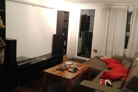 Quiet/cozy Zurich room available - Zürich