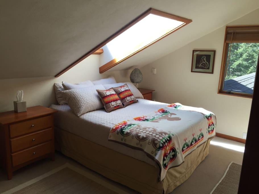 The Bird nest. Bedroom #1